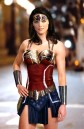 Jaimie Alexander as Wonder Woman Sequel Concept